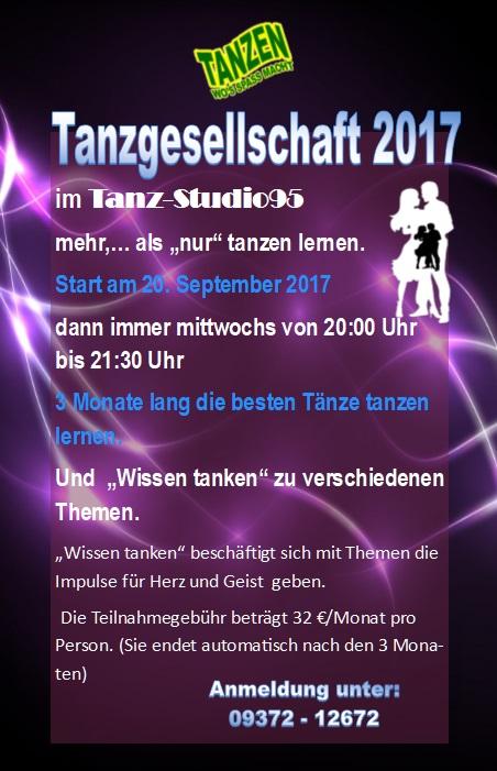 Tanzkurs singles aschaffenburg Tanzkalender Woche Tanzen! - Aber Wo?