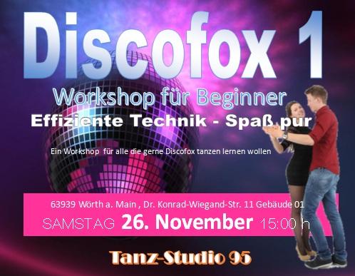 drehungen beim discofox